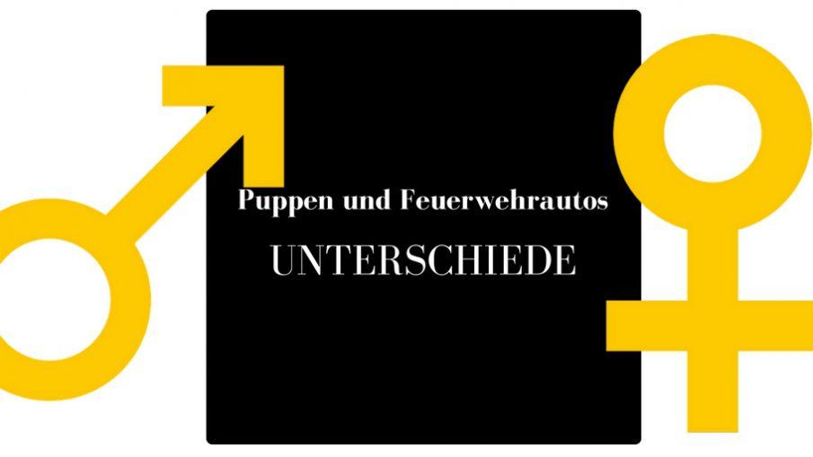 Puppen und Feuerwehrautos - Unterschiede auf kinderalltag.de