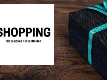 Shopping mit positiven Nebeneffekten auf kinderalltag.de