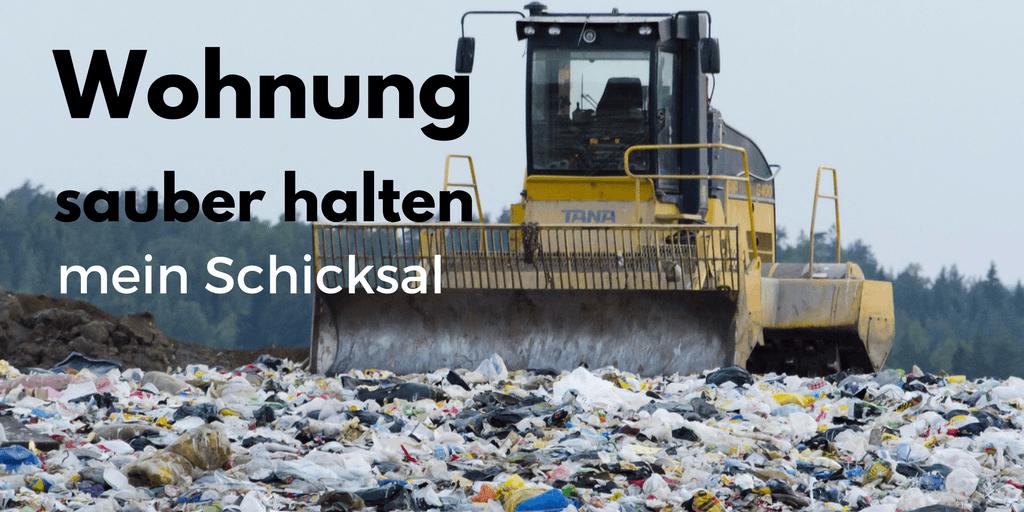 Wohnung Sauber Halten : die wohnung sauber halten mein schicksal mein mama blog ~ Frokenaadalensverden.com Haus und Dekorationen