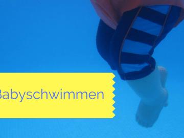 Babyschwimmen auf kinderalltag.de