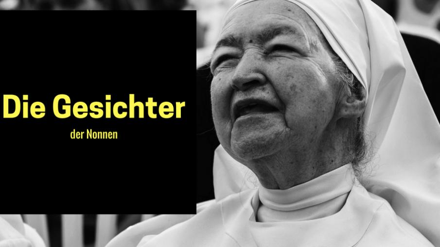 Die Gesichter der Nonnen auf kinderalltag.de