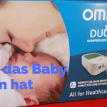Omron Duobaby Test - Wenn das Baby Husten hat
