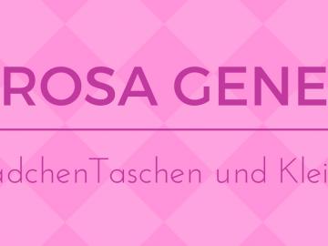 rosa Gene - Mädchen Taschen und Kleider auf kinderalltag.de