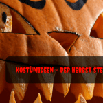 Kostümideen - Der Herbst steht vor der Tür