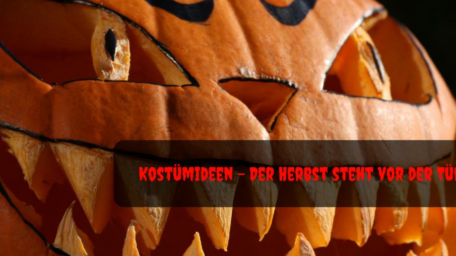 Kostümideen - Der Herbst steht vor der Tür auf kinderalltag.de