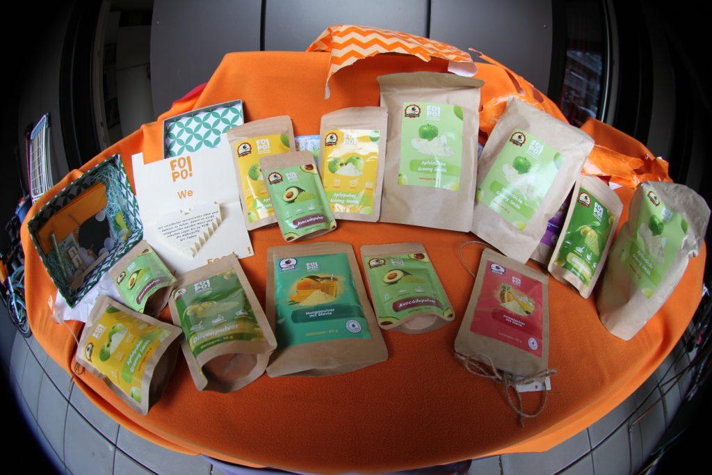 FoPo - Lebensmittelrettung, die schmeckt auf kinderalltag.de