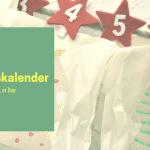 Adventskalender – Make, or buy?
