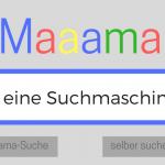 Bin ich eine Suchmaschine?