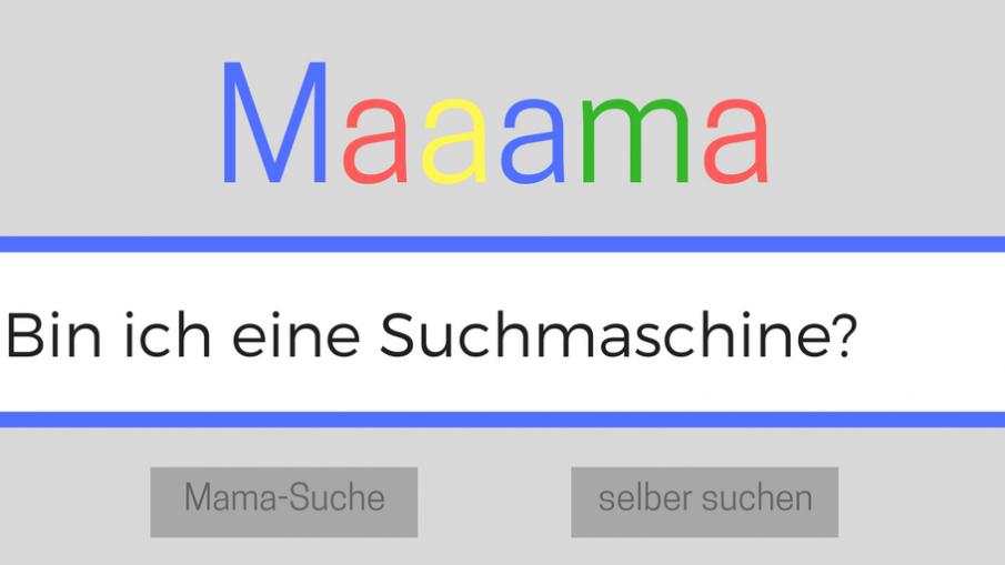Bin ich eine Suchmaschine auf kinderalltag.de