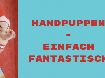 Handpuppen-Einfach fantastisch auf kinderalltag.de