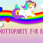 Mottoparty für Kinder