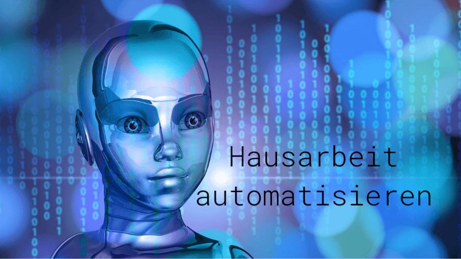 Hausarbeit automatisieren auf kinderalltag.de