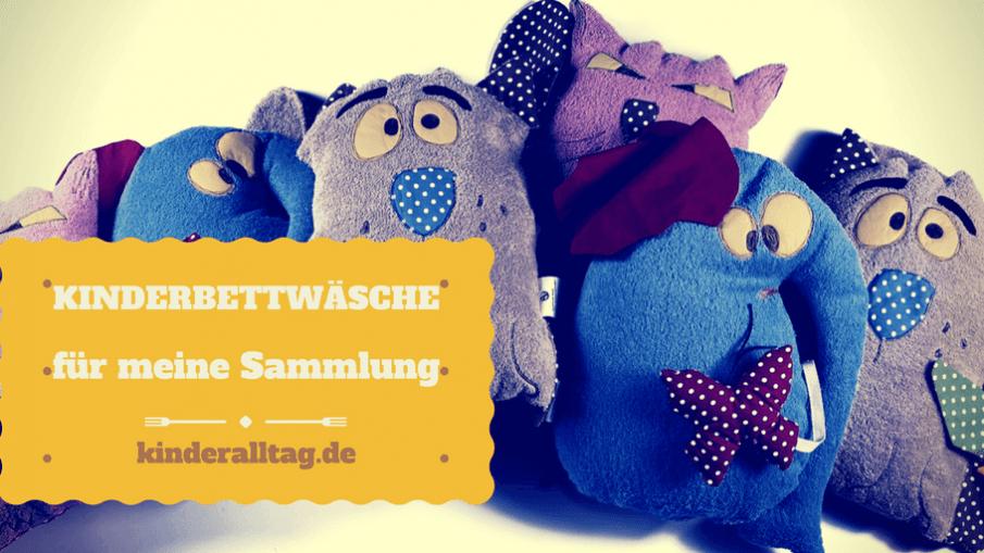 Kinderbettwäsche für meine Sammlung auf kinderalltag.de
