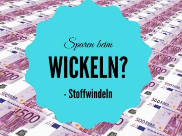 Sparen beim Wickeln? - Stoffwindeln auf kinderalltag.de