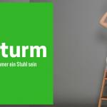 Lernturm - Es muss nicht immer ein Stuhl sein