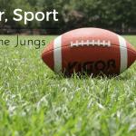 Männer, Sport und kleine Jungs