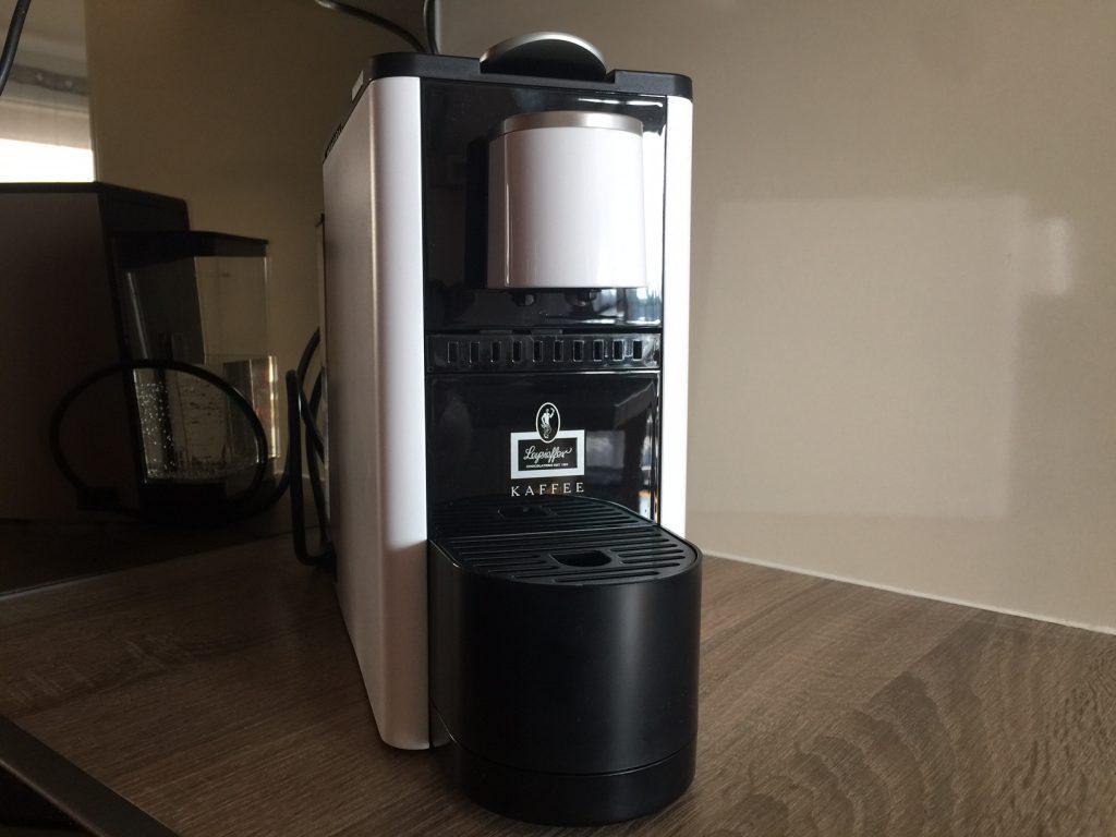 Leysieffer Kaffee auf Knopfdruck auf kinderalltag.de