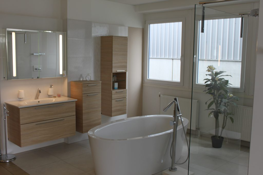Wellness statt Wickeltisch - Badezimmer planen auf kinderalltag.de