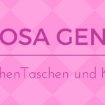 Rosa Gene - Mädchen Taschen und Kleider