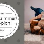 Kinderzimmer Teppich - schön!