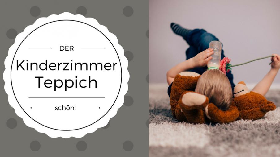Der Kinderzimmer Teppich - schön auf kinderalltag.de