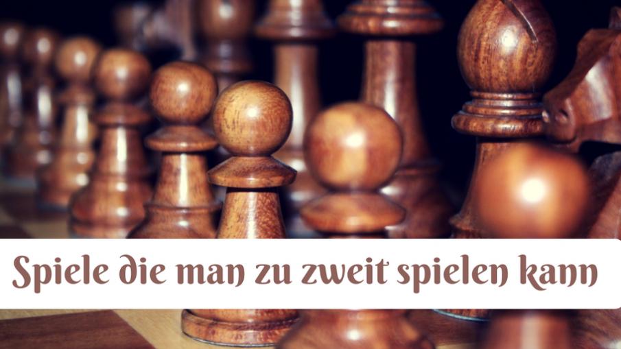 Spiele die man zu zweit spielen kann auf kinderalltag.de