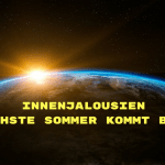 Innenjalousien - Der nächste Sommer kommt bestimmt
