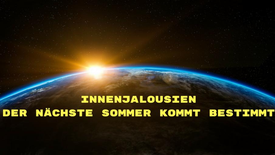 Innenjalousien - Der nächste Sommer kommt bestimmt auf kinderalltag.de
