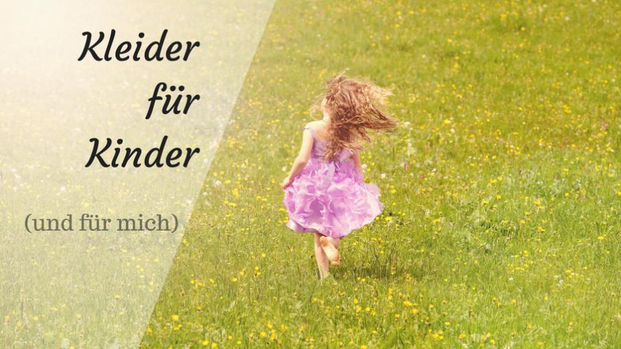 Kleider für Kinder auf kinderalltag.de