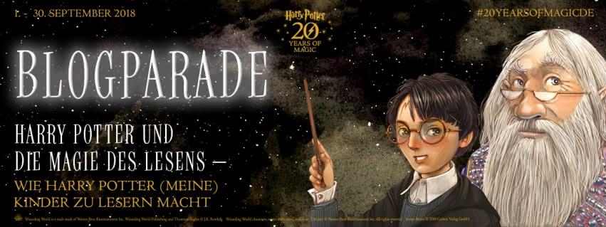 Wann ist eigentlich Harry Potter erschienen? auf kinderalltag.de