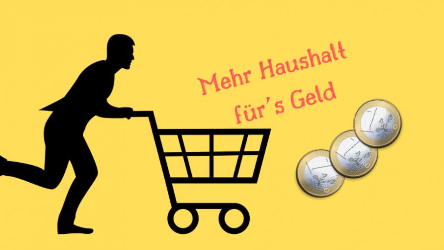 Mehr Haushalt für´s Geld auf kinderalltag.de