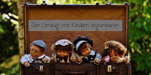 Den Umzug mit Kindern organisieren auf kinderalltag.de
