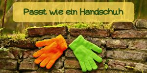 Passt wie ein Handschuh auf kinderalltag.de