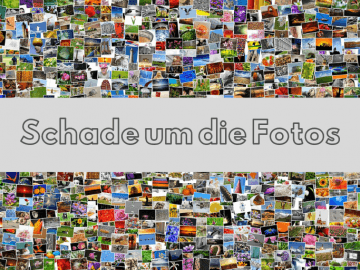 Schade um die Fotos auf kinderalltag.de