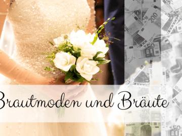 Brautmoden und Bräute auf kinderalltag.de