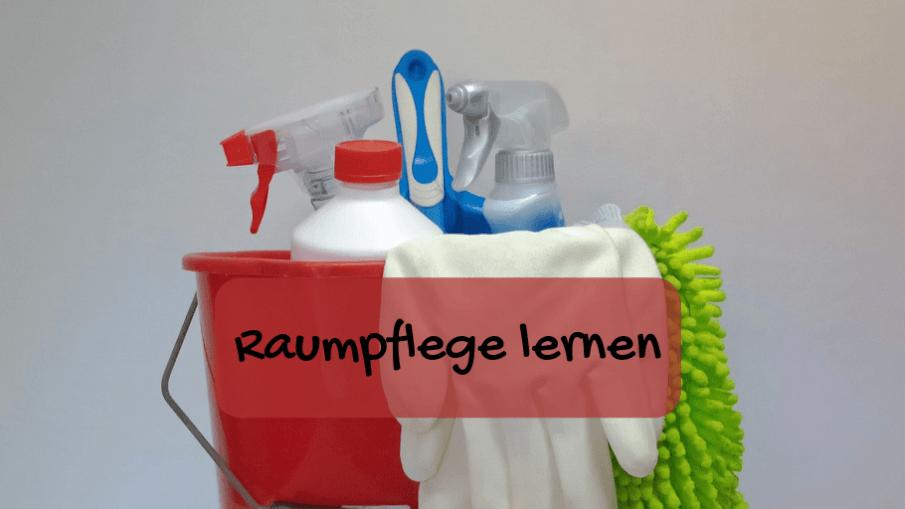 Raumpflege lernen auf kinderalltag.de