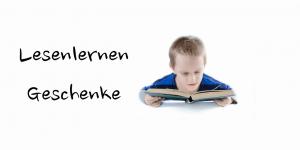 Lesenlernen Geschenke auf kinderalltag.de