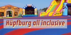 Hüpfburg all inclusive auf kinderalltag.de