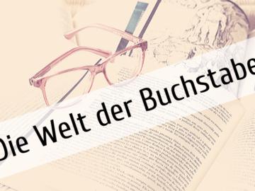 Die Welt der Buchstaben auf kinderalltag.de