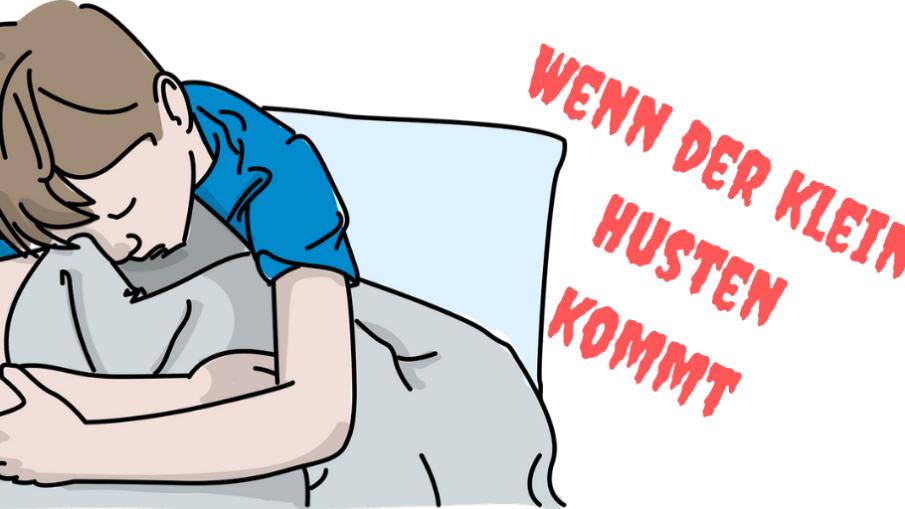 Wenn der kleine Husten kommt auf kinderalltag.de