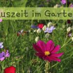Auszeit im Garten