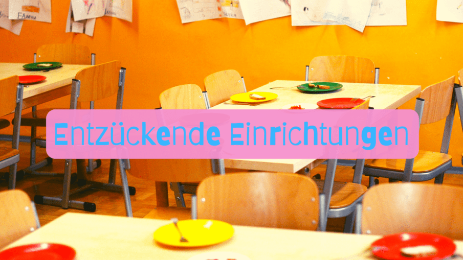 Entzückende Einrichtungen auf kinderalltag.de