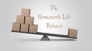 Die Homework Life Balance auf kinderalltag.de