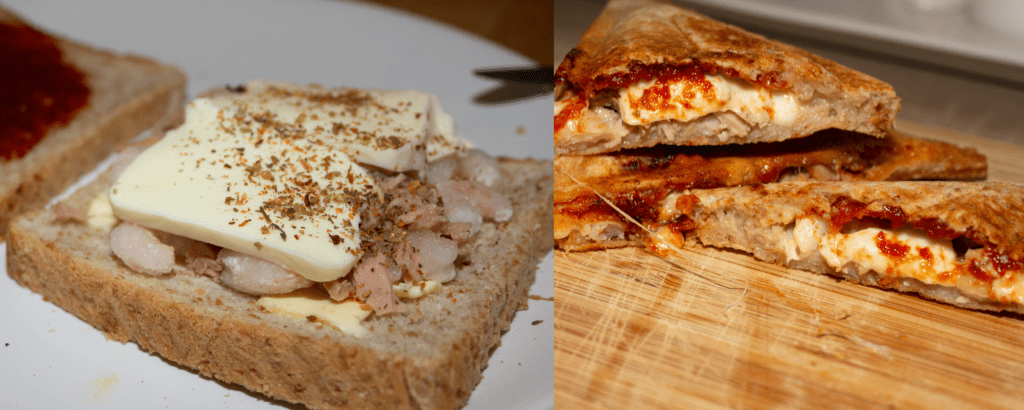 Sandwichmaker - Schnelles Essen für Kinder auf kinderalltag.de
