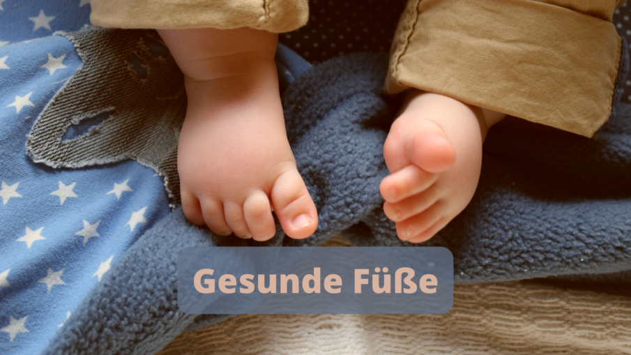 Gesunde Füße auf kinderalltag.de
